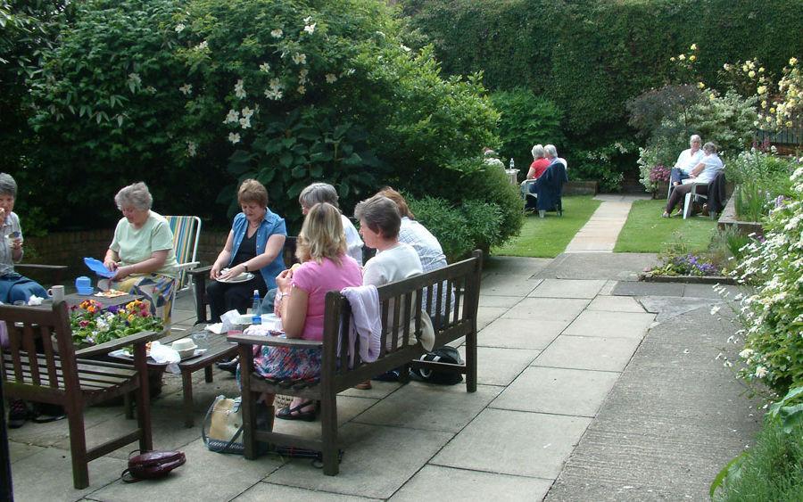 Garden group